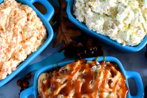 3 Cream Cheese Dips