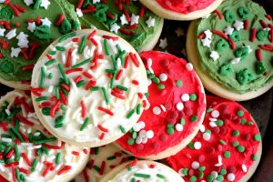 Christmas Lofthouse Cookies