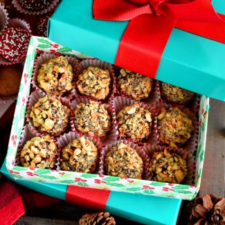 Nutella Holiday Truffles