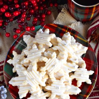 Star Anise Cookies