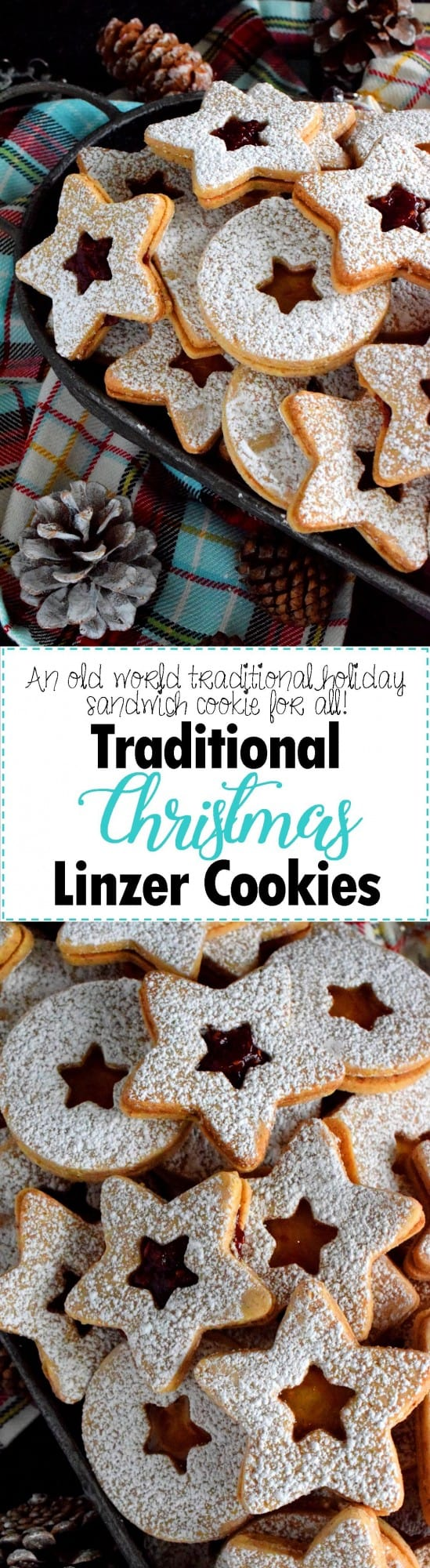 Traditional Christmas Linzer Cookies Lord Byron S Kitchen