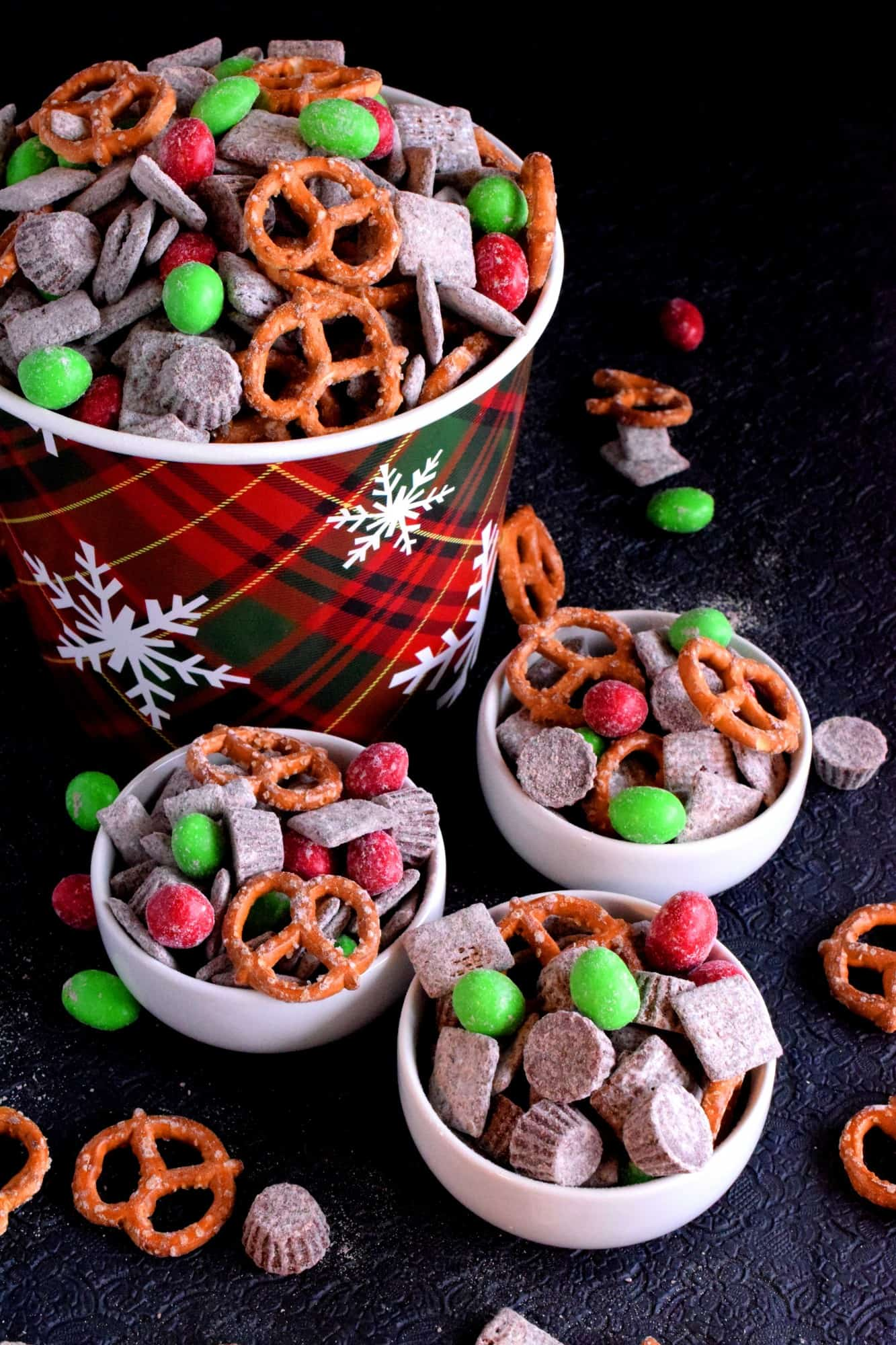 Christmas Eve Sweet Snack Mix