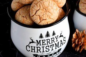 Irish Ginger Cookies
