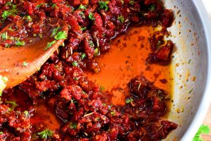 Quick And Easy Sun Dried Tomato Sauce