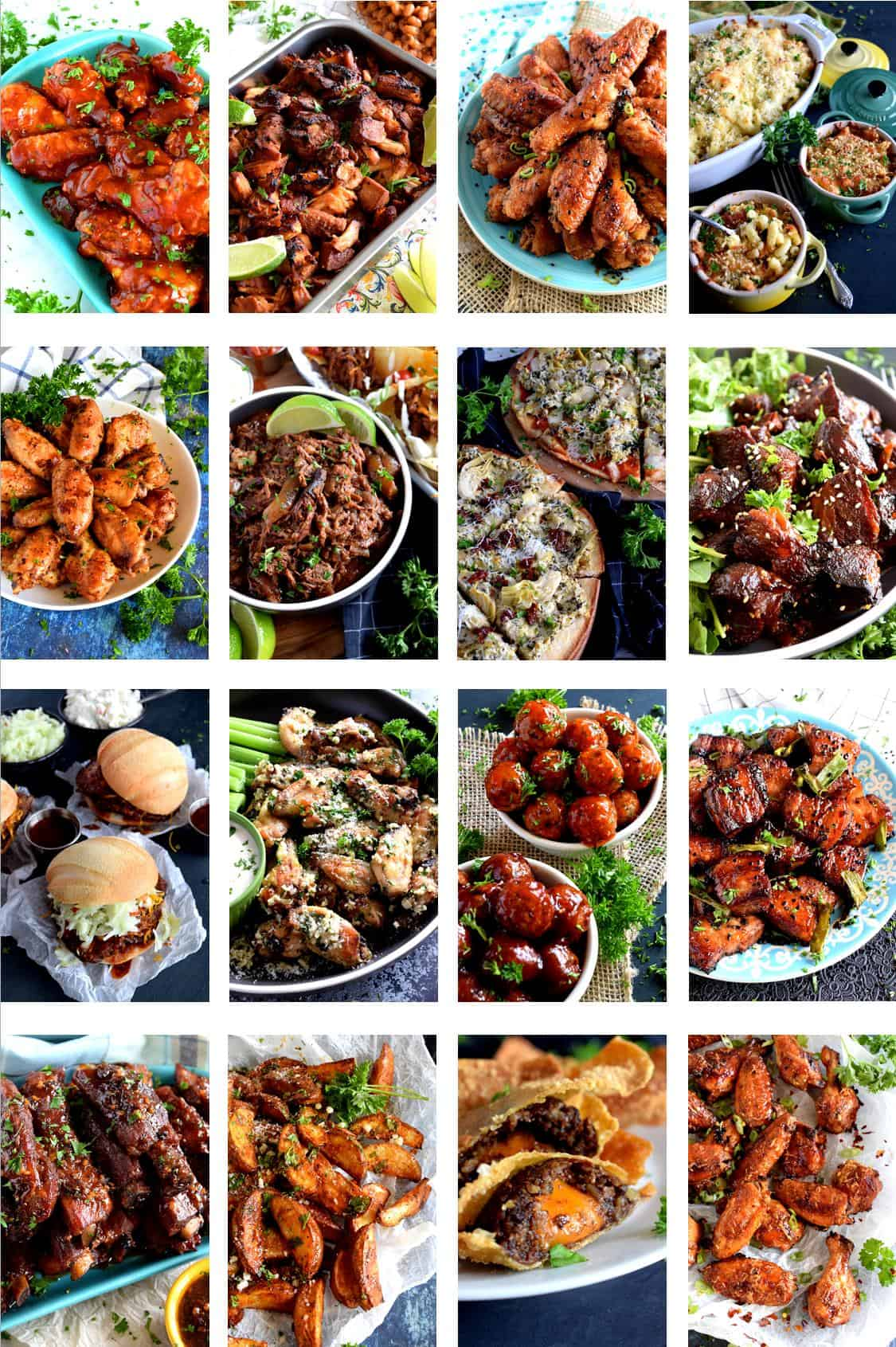 51 Winning Game Day Recipes! 2 A