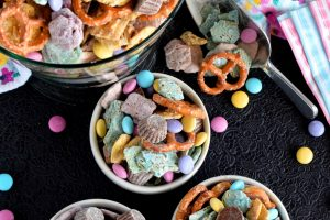 Springtime Party Snack Mix