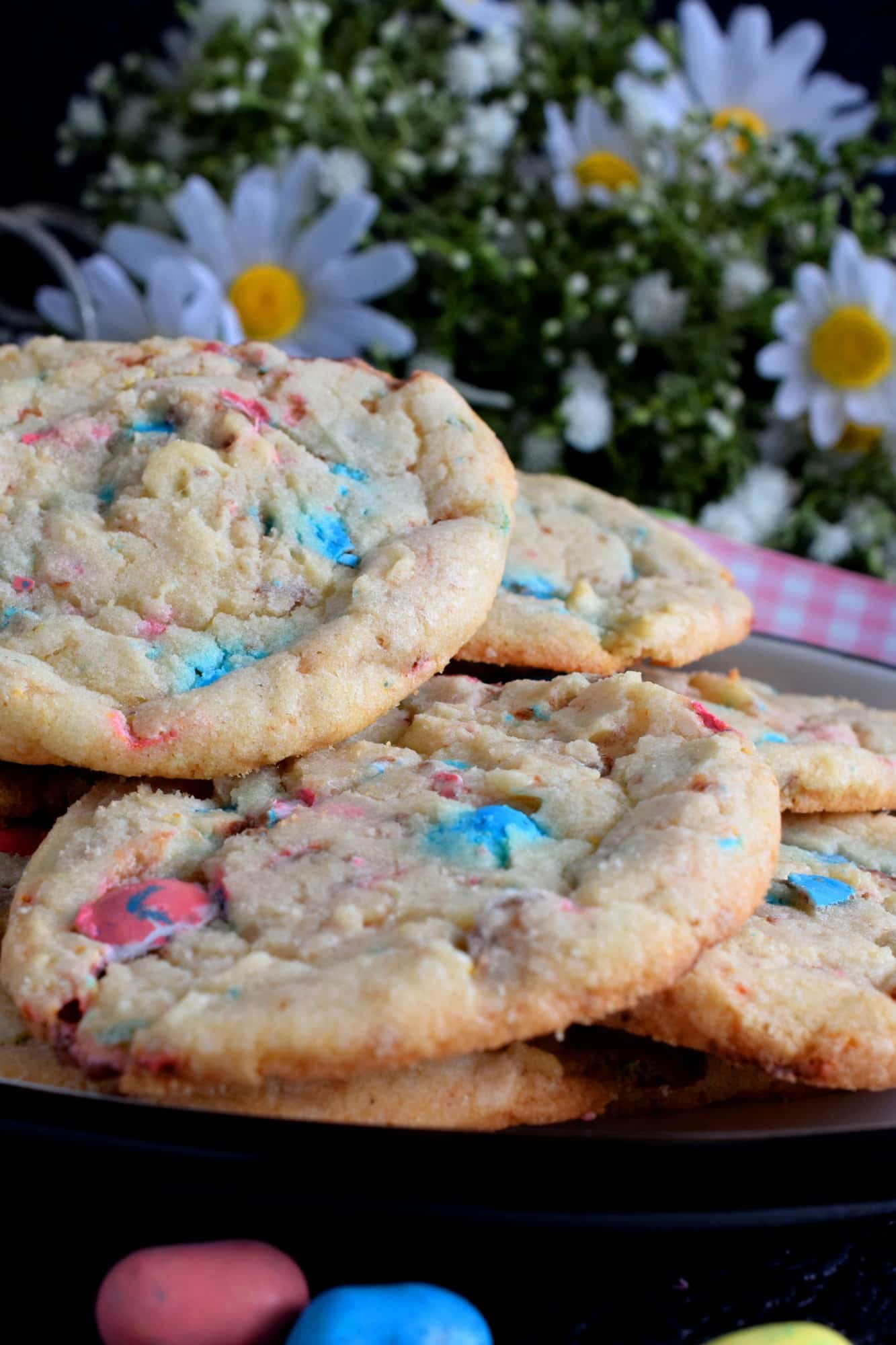 Easter Bunny Roadkill Cookies