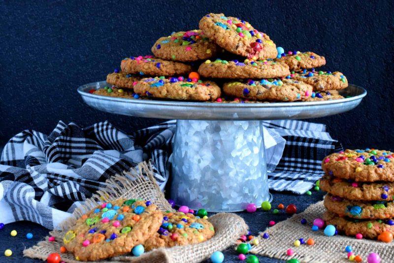 Chocolate Cosmic Cookies