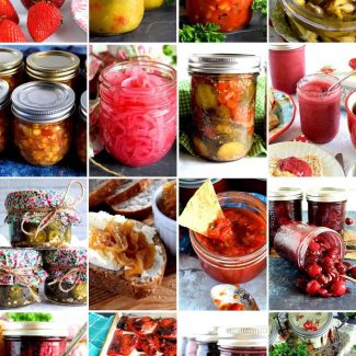 16 Preserved And Pickled Recipes