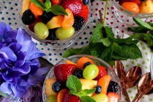Summer Fresh Fruit Salad