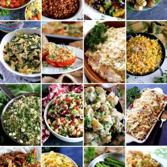 24 Summer Side Dish Recipes