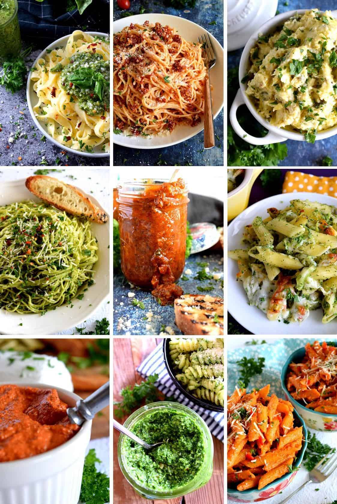 9 Perfect Pesto Recipes