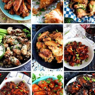 12 Chicken Wing Recipes