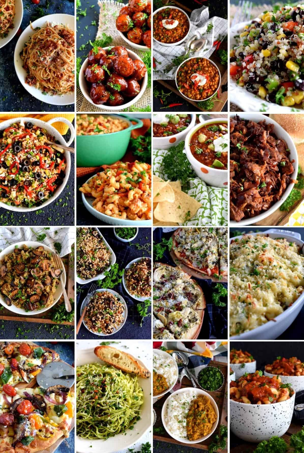 42 Father's Day Recipes For Vegetarian Dads