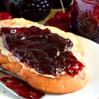 Cherry Jam Preserves