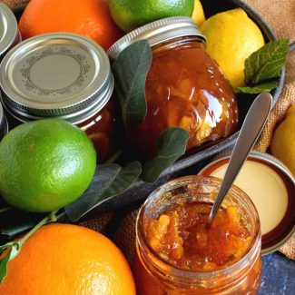 Traditional Citrus Marmalade
