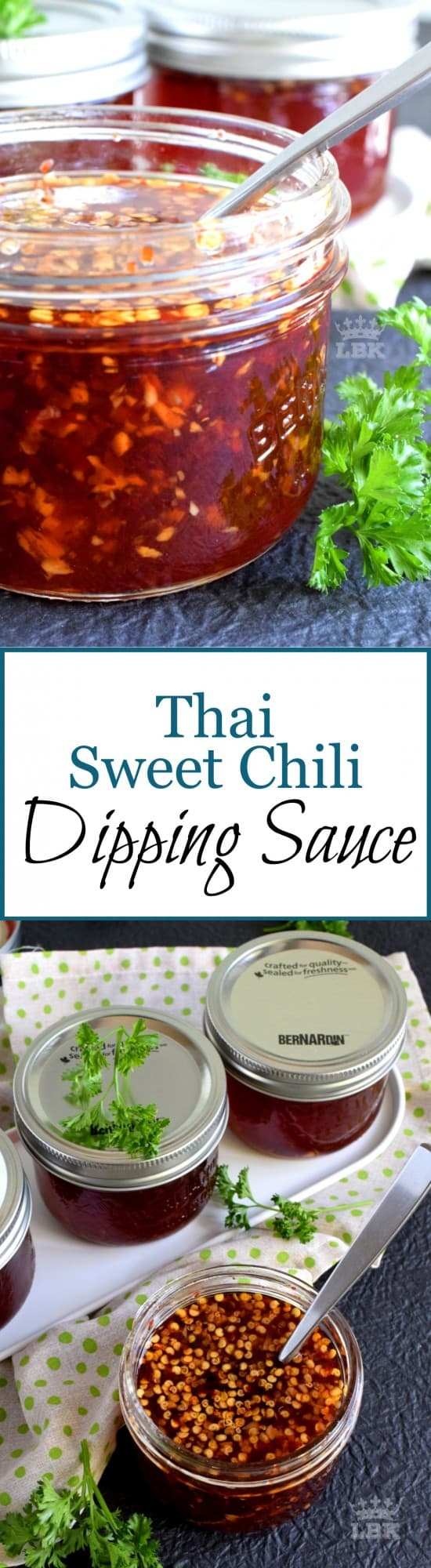 Thai Sweet Chili Dipping Sauce
