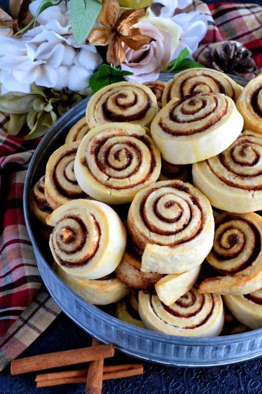 Newfoundland Style Cinnamon Rolls Lord Byron S Kitchen