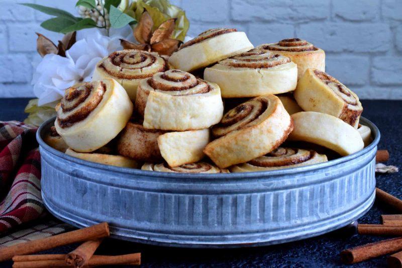Newfoundland Style Cinnamon Rolls