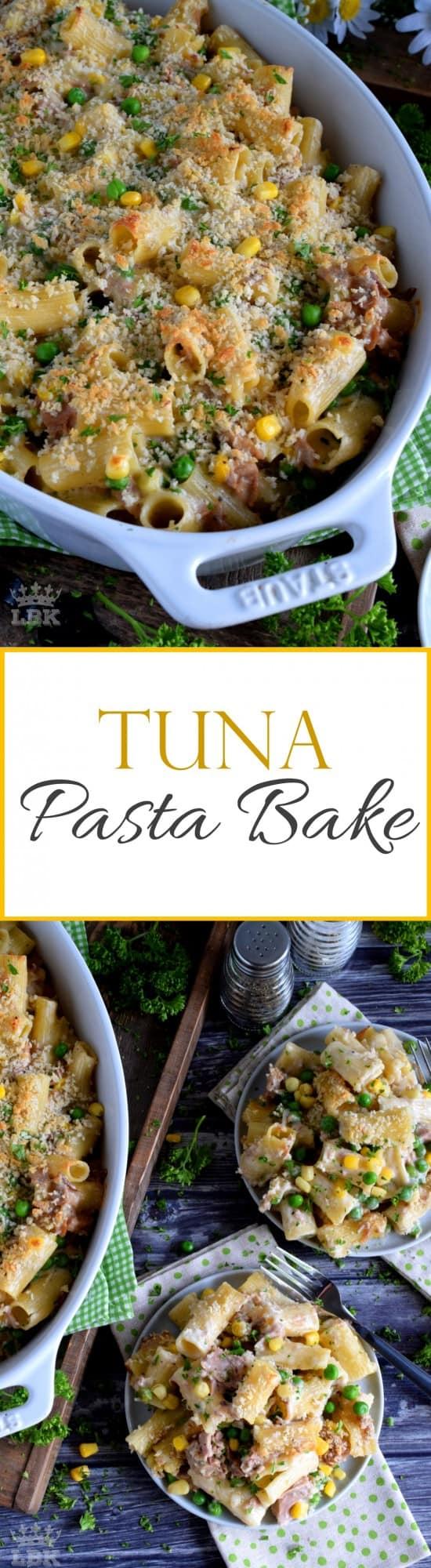 Tuna Pasta Bake