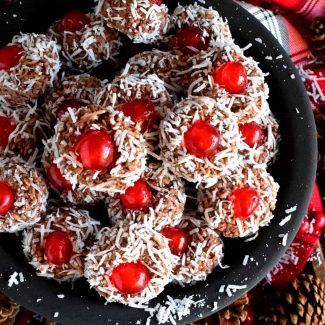 Rudolph's Red Nose Cookies