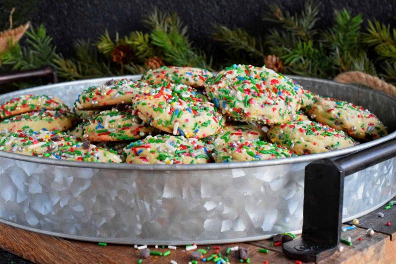 Elf Poop Cookies