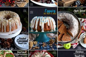 12 Bundt Cakes Of Christmas 1