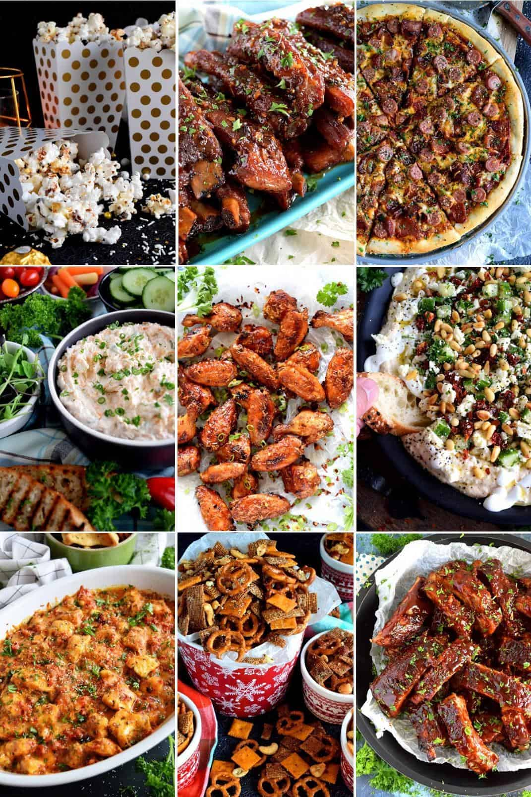51 New Year's Eve Appetizers