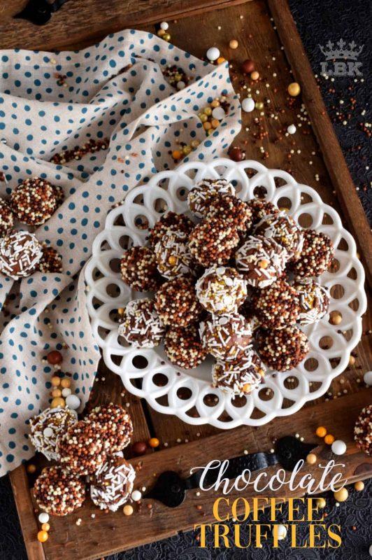 #chocolate #truffles #coffee #espresso #instant