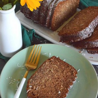 Coconut Banana Loaf