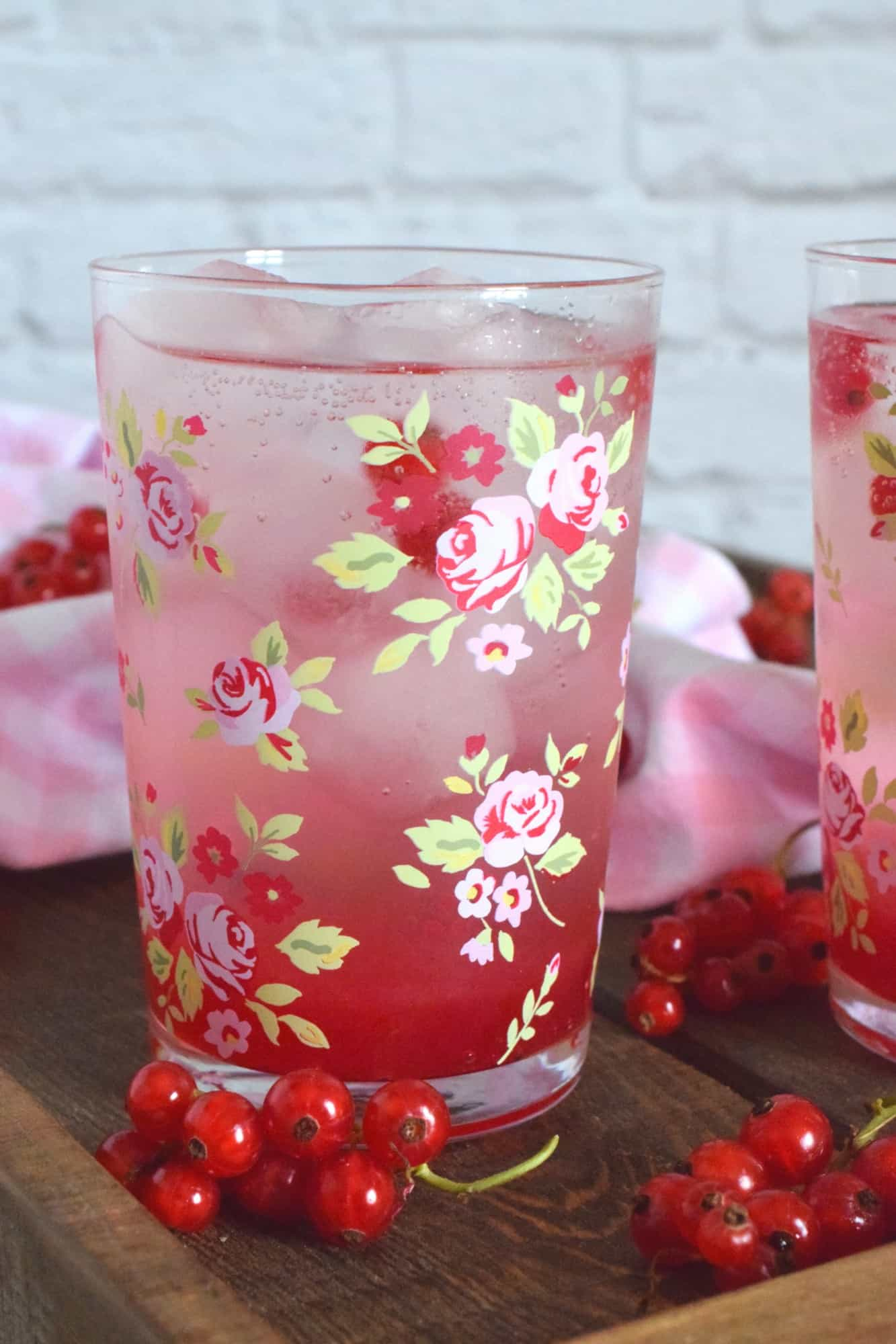 Red Currant Refresher