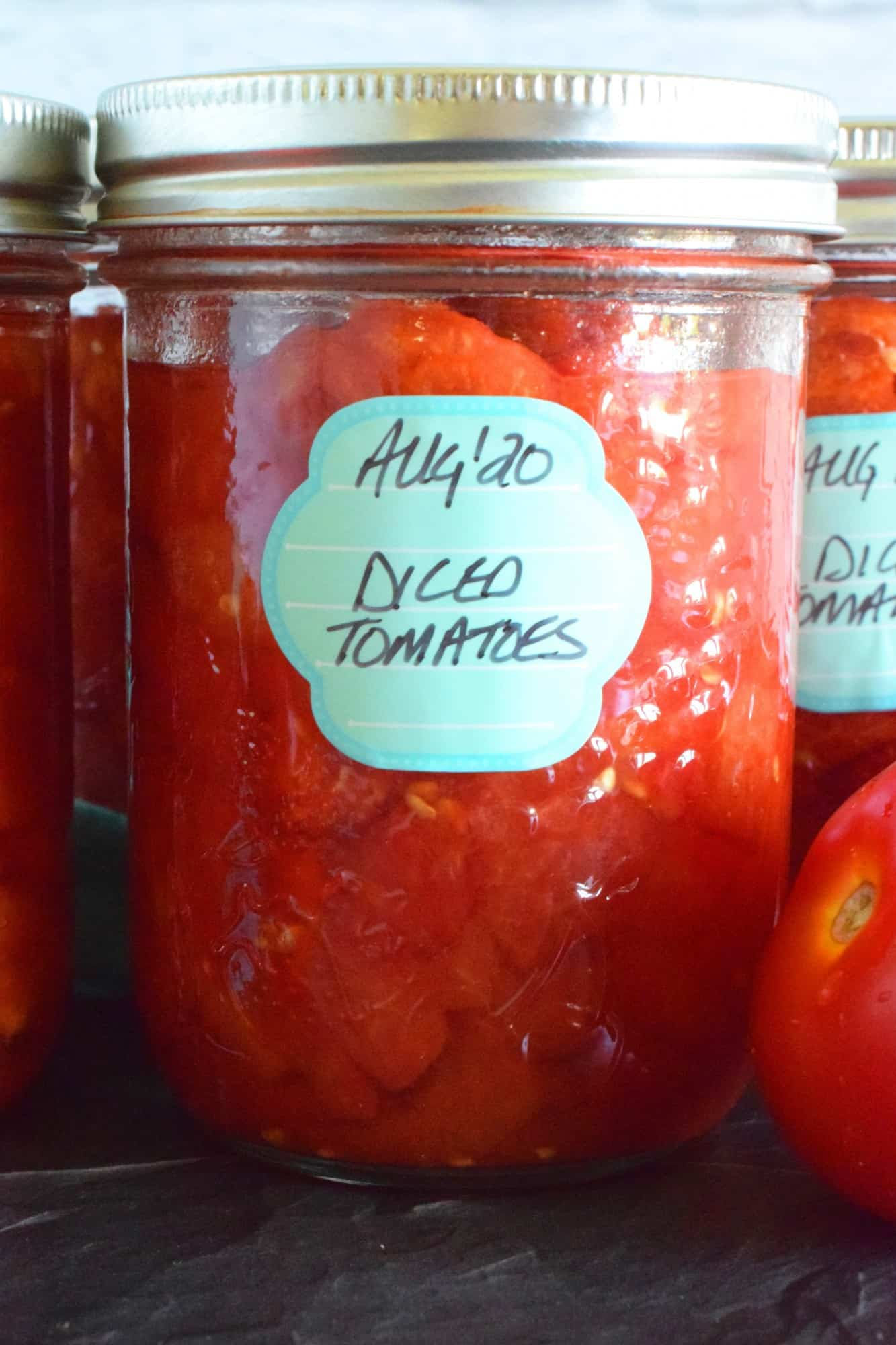 Canned Diced Tomatoes