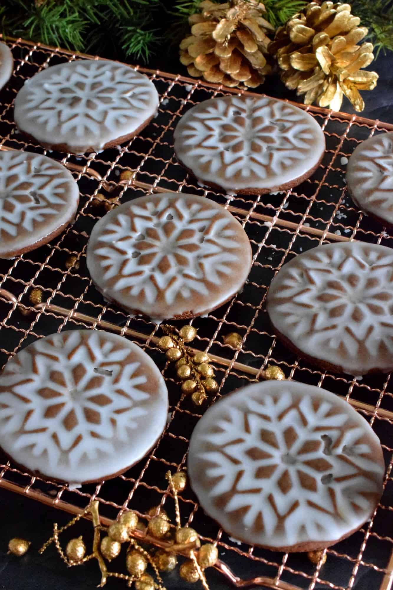 Dutch Christmas Biscuits