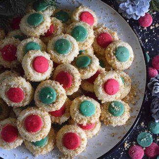 Pecan Candy Melt Cookies