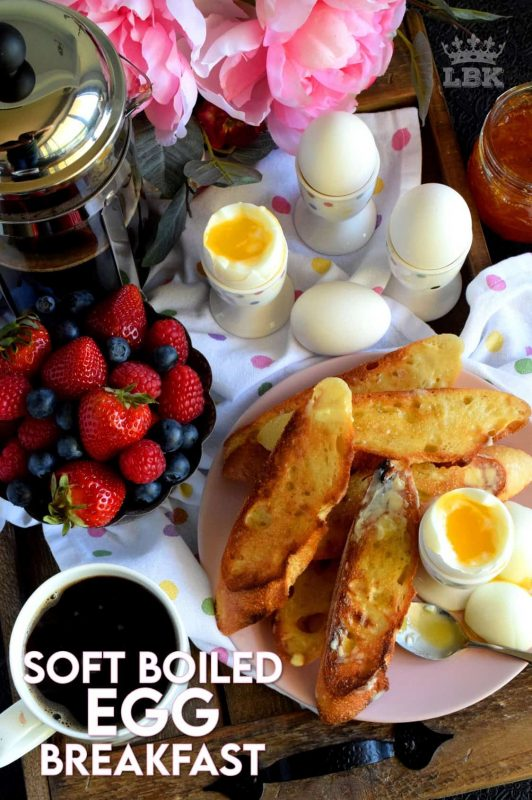 Just because something is old fashioned, doesn't mean it's not still great!  Soft Boiled Eggs for breakfast is a timeless classic!  These are what I crave for breakfast on cold, winter mornings! #softboiled #eggs #eggsforbreakfast #boiledeggs #classic #breakfast #oldfashioned