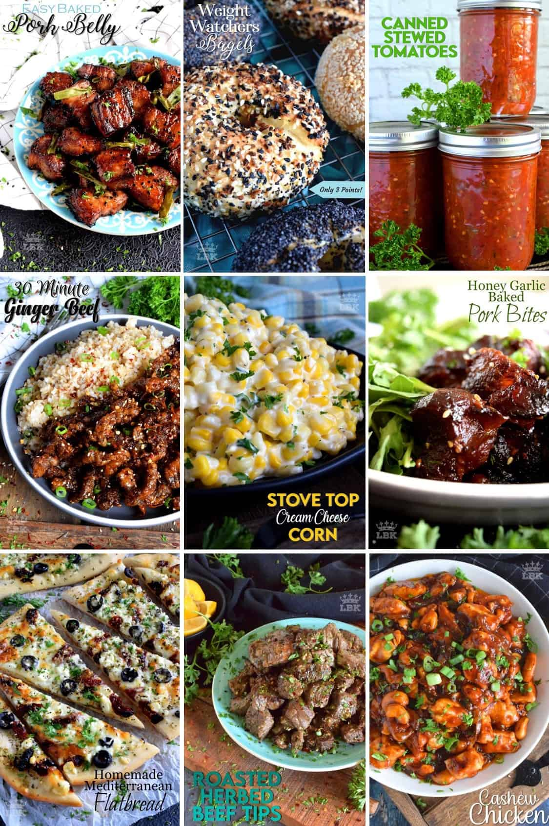 Top 10 Recipes Of 2020